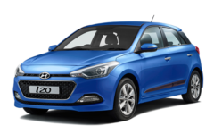 Hyundai i20 Diesel (or similar)